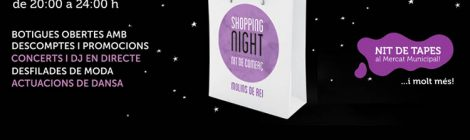 Shopping night, 29 de juny